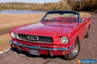 1966 Ford Mustang C-code Convertible