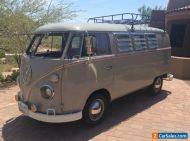 1964 Volkswagen Bus/Vanagon Sundial Camper