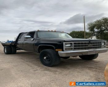 1989 Chevrolet V3500 for Sale
