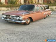 1960 Chevrolet Impala Kingswood 9 passenger