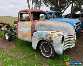 1951 Chevrolet Custom Hotrod Pickup Truck. for Sale