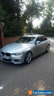 2017 BMW 3 SERIES 320D M SPORT 4D SALOON DIESEL automatic