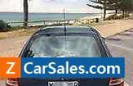 2001 Holden Astra Equipe City TS Auto