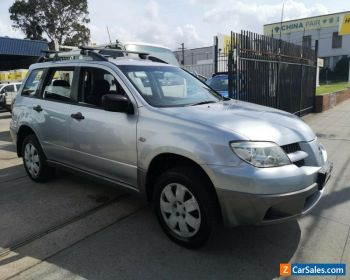 2005 Mitsubishi Outlander AUTO - MAY 2021 REGO for Sale
