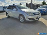 2007 HOLDEN ASTRA CD AH WAGON ONLY 128,000KMS