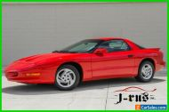 1993 Pontiac Firebird CLEAR TITLE CLEAN CARFAX AND AUTO CHECK 2 OWNER CAR