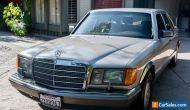 1988 Mercedes-Benz 500-Series W126 560SEL