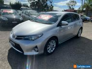 2014 Toyota Corolla ZRE182R Ascent Sport Silver Automatic 7sp A Hatchback