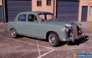 1958 Mercedes 220S
