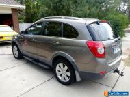 2008 Holden Captiva 7 Diesel WOULD SWAP