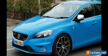 Volvo v40 D3 high spec