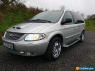 Chrysler Grand Voyager LIMITED Used photo 2