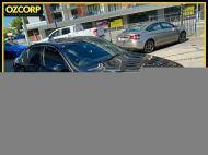 2007 BMW 320i E90 07 Upgrade Executive Black Automatic 6sp A Sedan