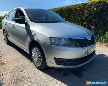 2013 63 SKODA RAPID E TDi CR SPARES OR REPAIRS REPOSESSION for Sale
