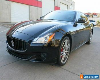 2014 Maserati Quattroporte GTS 3.8L 8V Twin-Turbocharge. for Sale