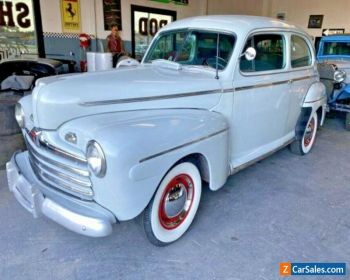 1946 Ford 2 DOOR for Sale