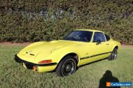 1970 Opel 1900 GT Coupe 1900 Restored 2 Door Must See 70+ HD Pics