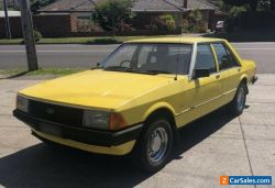 1980 Ford Falcon XD rare Blaze Yellow . Auto , AirCon  suit xe xf s pack