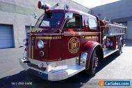 1953 American LaFrance Fire Truck 700 Series