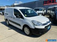 2013 Citroen Berlingo B9C L2 White Manual M Van