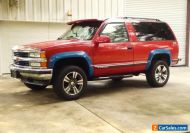 1999 Chevrolet Tahoe 2DR