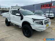 2014 Ford Ranger PX XLT White Automatic A Utility