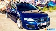 R36 Passat VW Rare Super Saloon in Biscay Blue