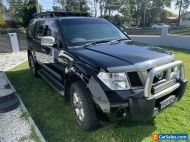 2009 Nissan Pathfinder Titanium R51 Manual 4x4 MY08