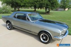 1965 Ford Mustang GT350 ---- 289