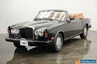 1993 Bentley Continental Mullins Park Ward