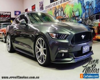 2017 Ford Tickford Enhanced 360kw RHD Mustang GT for Sale
