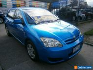 2007 Toyota Corolla ZRE152R Ascent Automatic 4sp A Hatchback