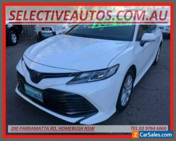 2019 Toyota Camry ASV70R MY19 Ascent White Automatic 6sp A Sedan for Sale