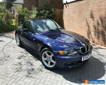 BMW Z3 1.9 1998 for Sale