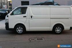 Refrigerated Van Toyota Hi Ace LWB Automatic