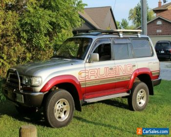 Toyota: Land Cruiser VX Limited for Sale