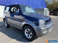 2007 SUZUKI JIMNY VVT 1.3 PETROL 3DR 59K 2WD, 4WD SYSTEM ✅ MINI 4x4 ✅