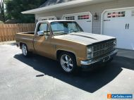 1984 Chevrolet C-10 SCOTTSDALE LS 5.3 SWAPPED