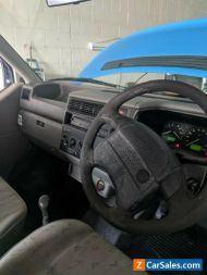 VW transporter 97 van T4  5speed