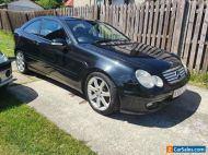 2005 Mercedes Benz C Class C220 CDI SE 3dr Auto Coupe Diesel Automatic