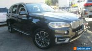 2013 BMW X5 F15 xDrive 30D Black Automatic 8sp A Wagon
