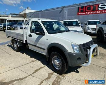 2008 Holden Rodeo RA LX White Automatic A Cab Chassis for Sale