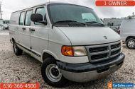 1999 Dodge Ram Van 3dr 1500 Cargo Van