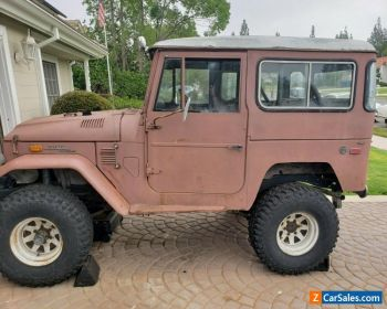 1972 Toyota FJ Cruiser for Sale