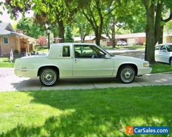 1990 Cadillac DeVille for Sale