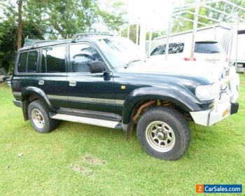 Toyota Landcruiser 80 series for Sale
