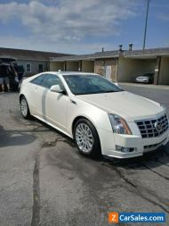 2013 Cadillac CTS PERFORMANCE COLLECTION-EDITION