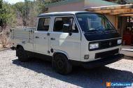 1986 Volkswagen Bus/Vanagon