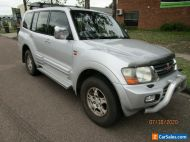 2001 Pajero NM Exceed, low kms, economic Dual Fuel
