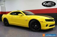 2011 Chevrolet Camaro 2SS RS Package 2-Owner 50,485 Miles HUD Serviced